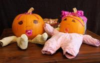 Fantastic Autumn Baby Shower With A Halloween Theme | FREE ...