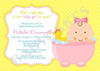 How To Plan Rubber Ducky Baby Shower Ideas | FREE ...