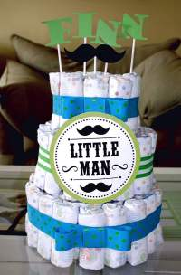 Diy Boy Baby Shower Themes