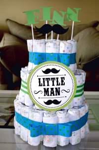Diy Boy Baby Shower Themes - DIY Decorating Ideas