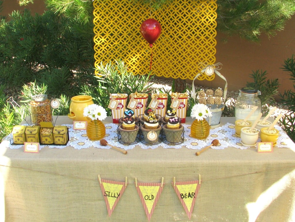 Winnie The Pooh The Most Perfect Theme For Your Baby