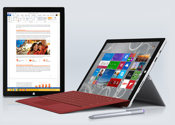 Microsoft launches cheaper Surface Pro 3 with i7 processor and 128GB of storage