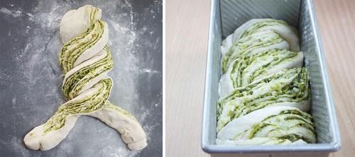pistachio-pesto-sourdough-bread