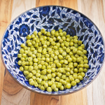 lacto fermented green peas