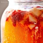 Strawberry Mint Kombucha