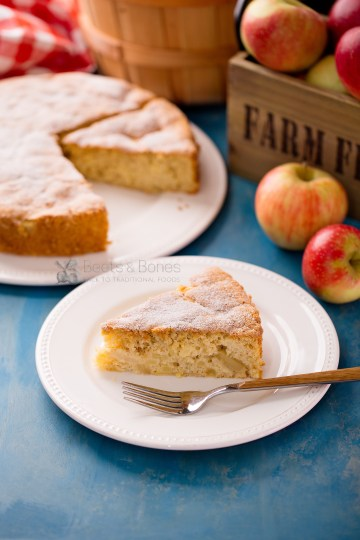 russian apple sharlotka recipe