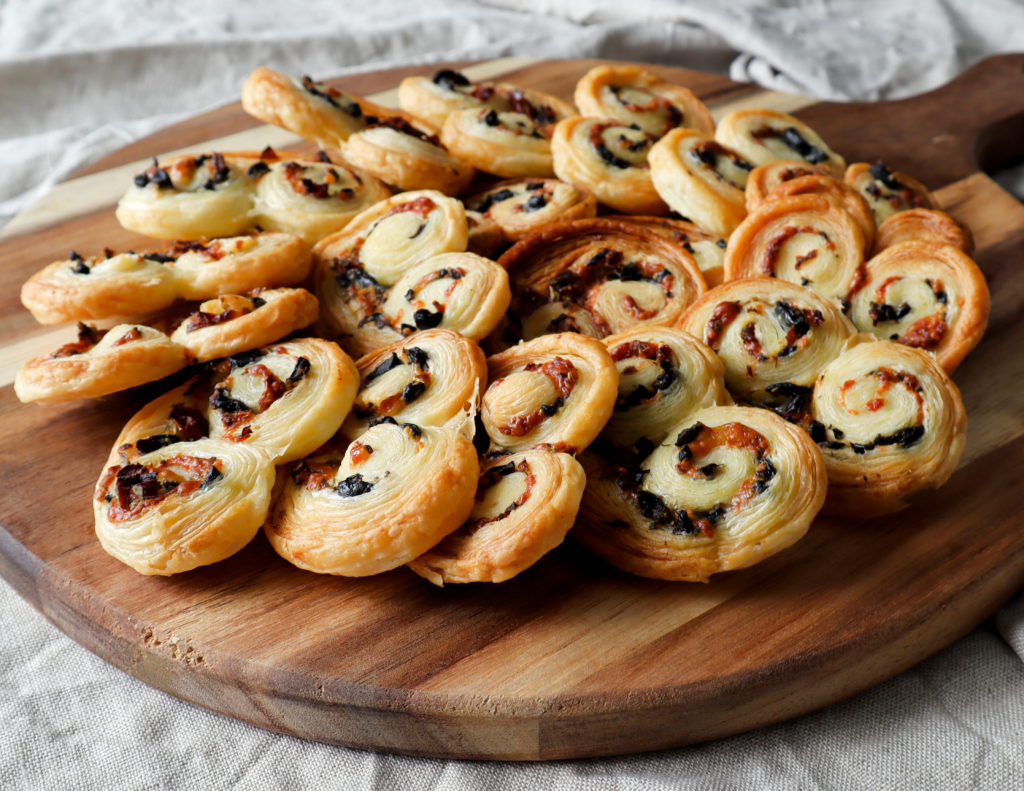 tapenade palmiers