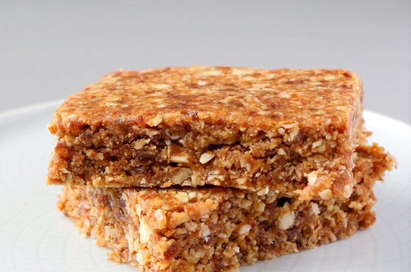 Easy No-bake Granola Bars