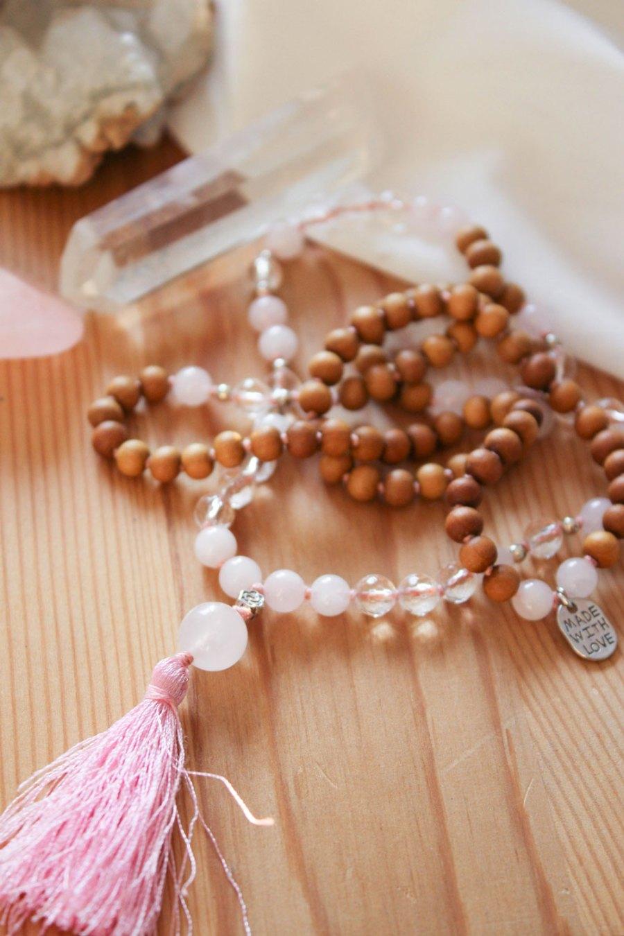 Beeutiful bracelet - Precious mala