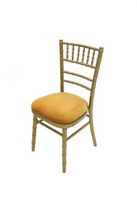 Gold Chivari Chair Hire - Weddings, Event Chair Hire - BE ...