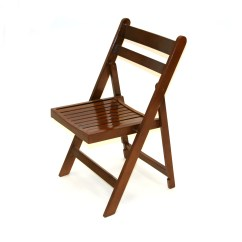 Folding Chair Plans Wood Baby Bumbo Brown Wooden Hire Events Weddings Be