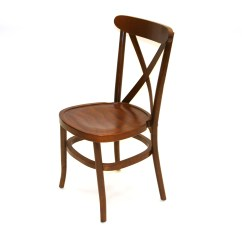 Chairs Wedding Hire X1 Desk Chair Wooden Crossback For Weddings Events Be