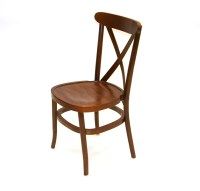 Wooden Crossback Chairs for Hire
