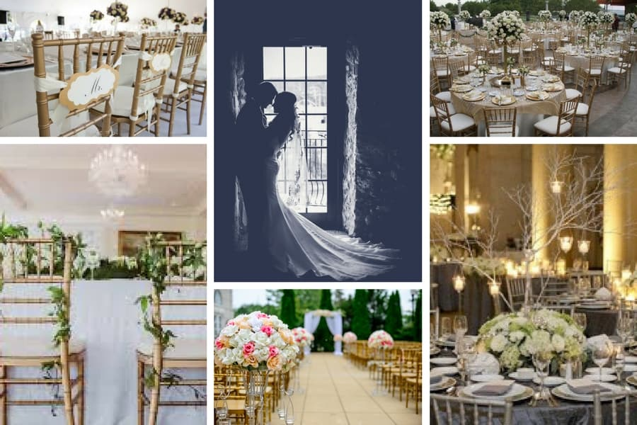 wedding chair covers melton mowbray parson chairs overstock hire guide be furniture