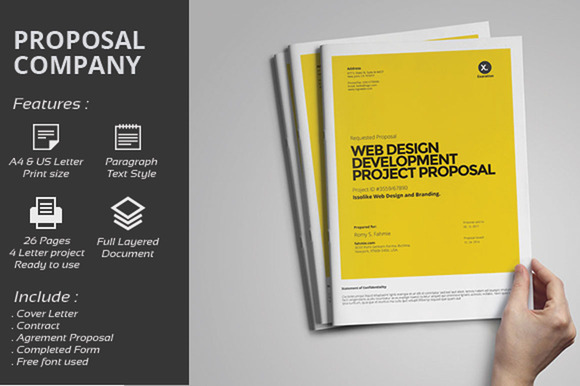This template empowers you to communicate your web design pricing, qualifications, and terms. 15 Website Proposal Templates Guide To Win Business In 2021