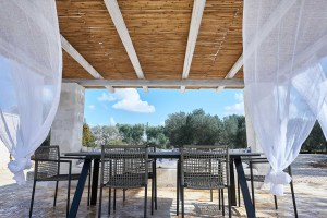 Gazebo Luxury villa Valle D'Itria
