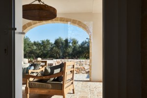Outdoor area Luxury Vacation Villa Ostuni
