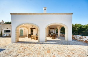 vacation villa in Puglia