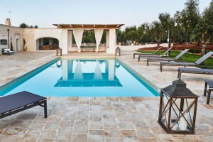 Pool Luxury Villa Ostuni