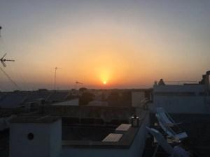 RoofTop Sunset Palazzo San Giovanni BeeYond Travel