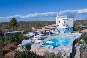 Quiet and Luxury Villain Puglia