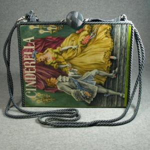 Cinderella Laptop Purse