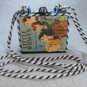 Little Women Mobile Phone Book Purse