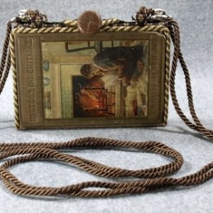 Hector's Inheritance or The Boys of Smith Institute Vintage Book Phone Purse
