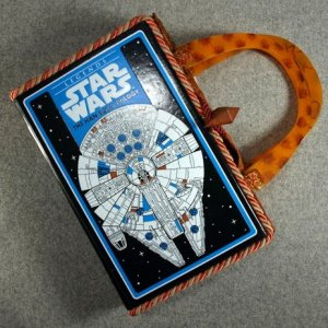 Star Wars The Han Solo Trilogy Vintage Book Hand Purse
