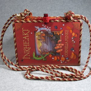 Inkheart Vintage Book Purse