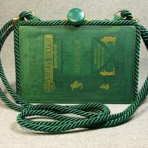 Bleak House Vintage Book Tablet Purse