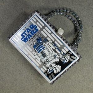 The Star Wars Trilogy Vintage Book Hand Purse