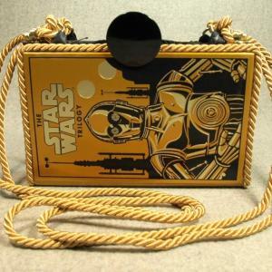 Star Wars Trilogy: C3PO Book Shoulder Purse