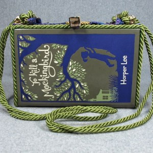 To Kill a Mockingbird Vintage Book Shoulder Purse