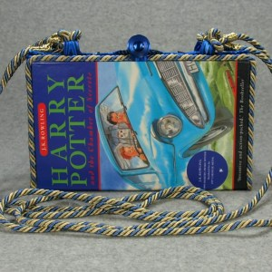 Harry Potter & The Chamber of Secrets Book Purse