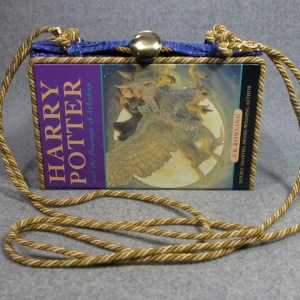 Harry Potter & The Prisoner of Azkaban Book Purse
