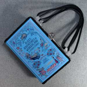 Alice's Adventures in Wonderland & Other Stories Hand Purse