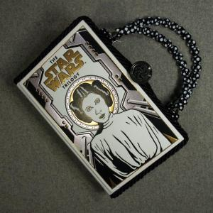Leia The Star Wars Trilogy Book Hand Purse