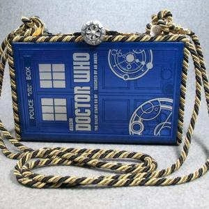 Doctor Who The Silent Stars Go By Shoulder Purse