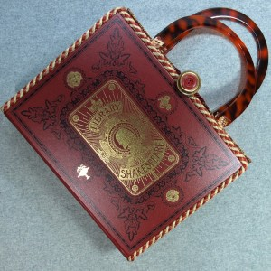 The Library Shakespeare Vintage Book Laptop Case