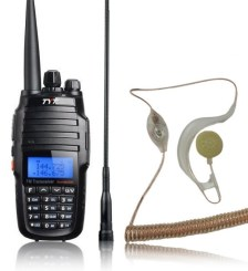 TYT TH-UV8000D MKII 10Watt Φορητός dual band πομποδέκτης VHF/UHF με 1 Κεραία