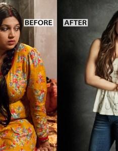 Bhumi pednekar weight loss diet plan also lose kgs in months rh befitandfine