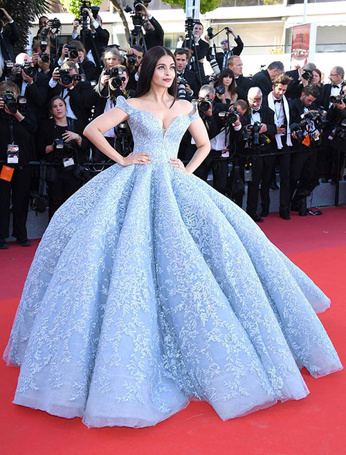 Aishwarya Rai at Cannes 2017