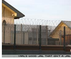 Yarl's Wood Immigration Detention Centre (Jail)