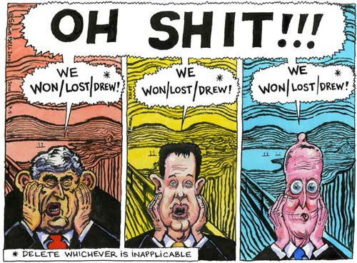 British Election Result.