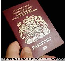 EU passport. Not anymore!