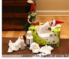 Sick Elf
