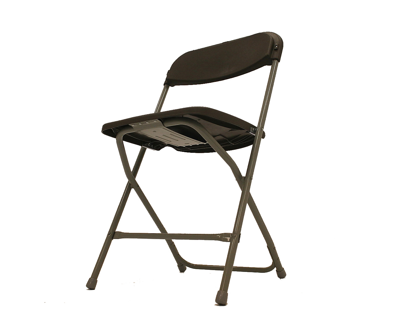 folding chair feet wrought iron covers brown samsonite event and exhibition venues