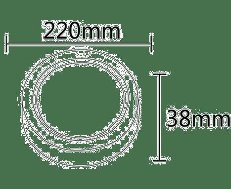 4 Led Tube Light Fixture Waterproof LED Fixture Wiring