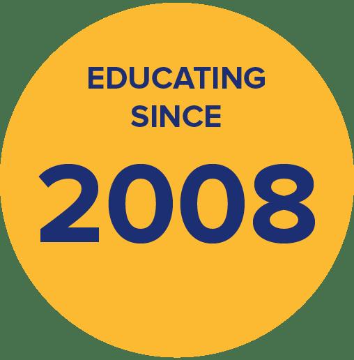 Begin Bright educating since 2008